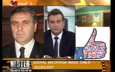 Sosyal Medya Ünlüleri-Kanal Türk